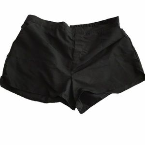 NWT Swimsuits for All black swim short bottoms